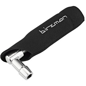 Birzman Zacoo CO2 Cartridge Pump Set 25g black/silver